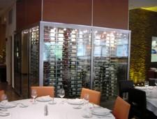 Wine Cellar Display - Borgen Systems
