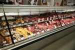 Meat Case with DekFRESH technology by Borgen Systems