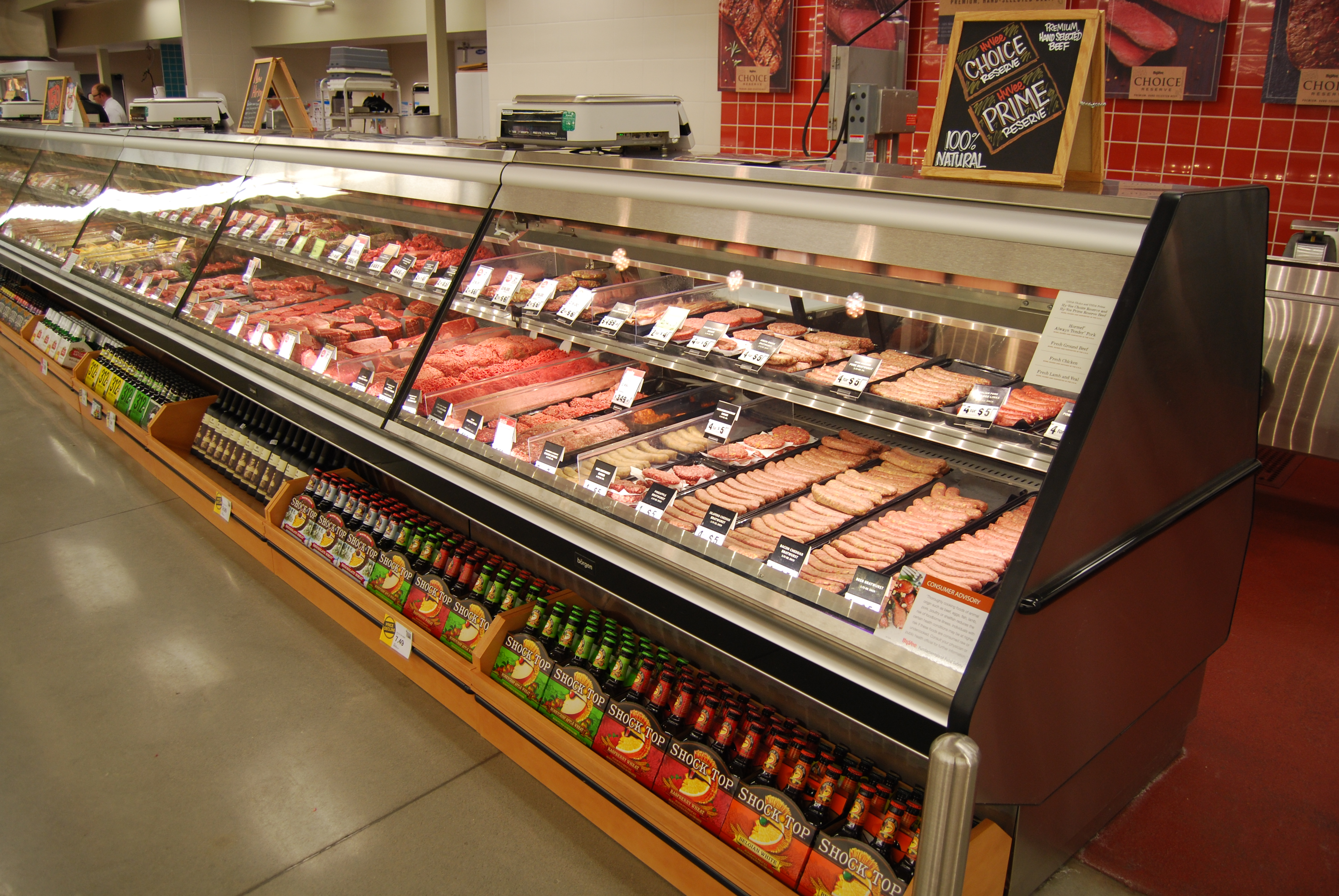 Refrigerated Display Cases For Retailers Borgen Systems