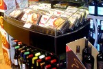 4-ft Wine & Cheese Case