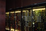 Borgen Merchandising Systems retail wine display