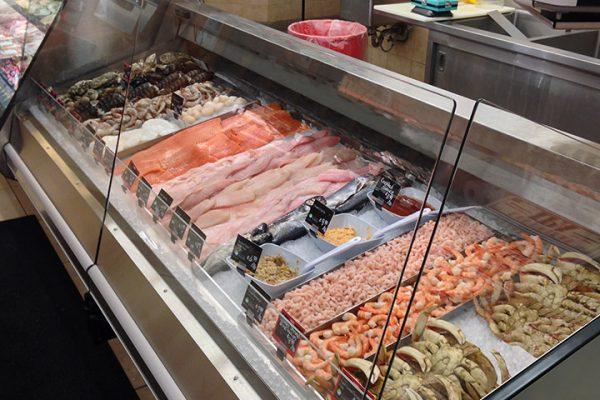 Seafood - Napa