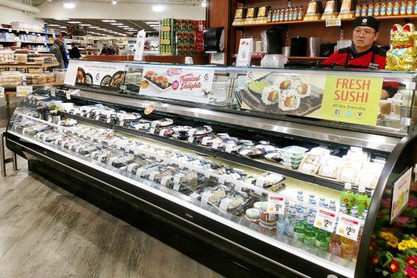 12FT Sushi