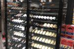 P7401 2DR Wine - Center Open Doors